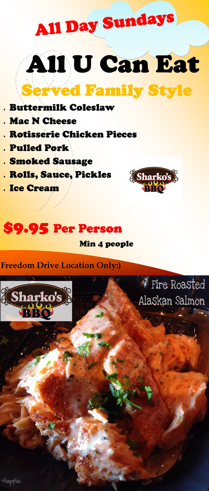 Specials Every Week!