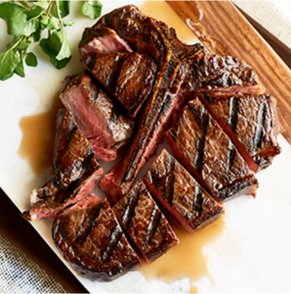 In the Mood for a Juicy Steak?