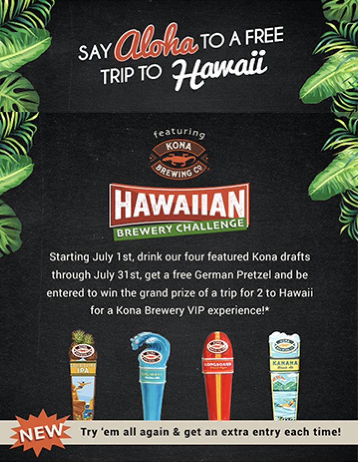 Say Aloha to a Free Trip to Hawaii