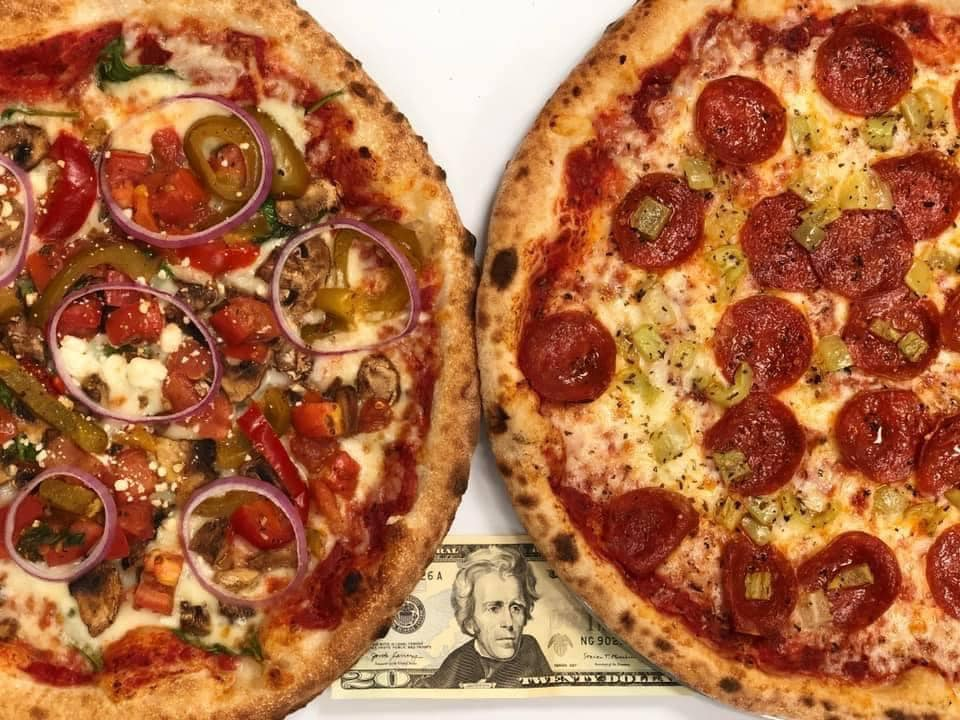 If You Want Specialty Pizza, Come to Billy Bricks!