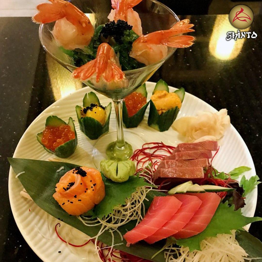 Love Sashimi? Come to Shinto!