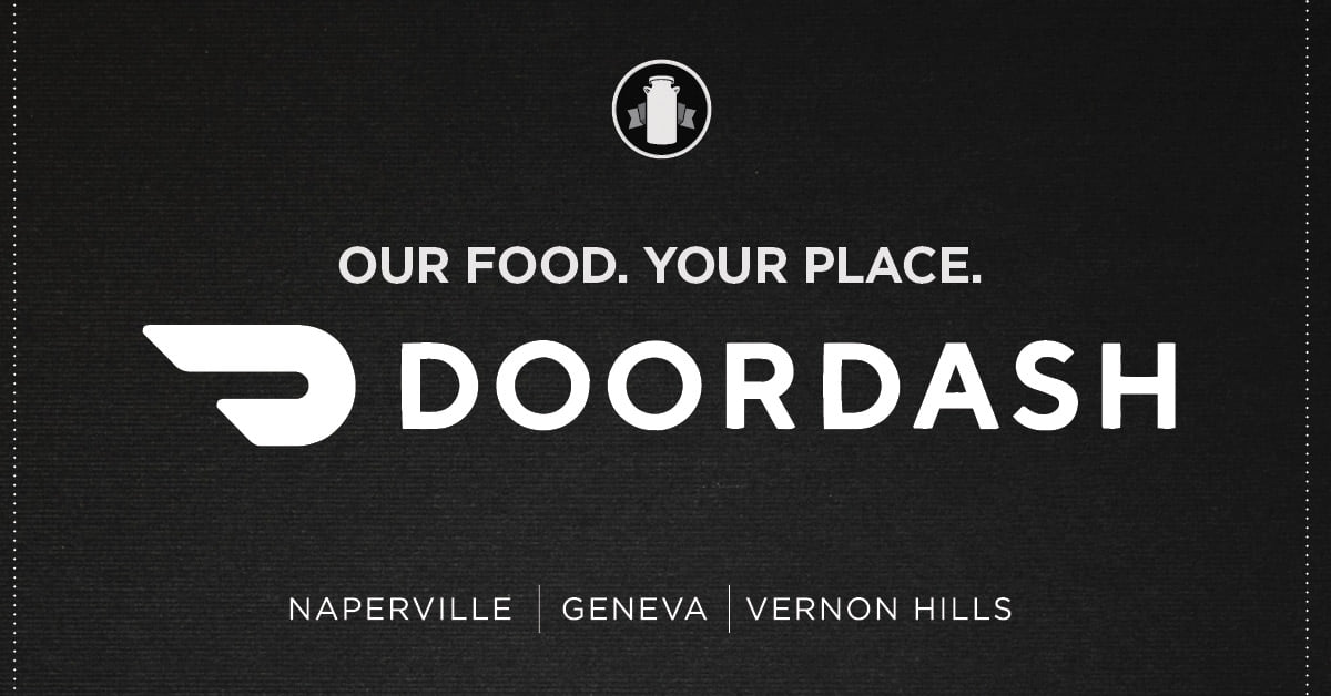 We're Switching to Doordash Delivery