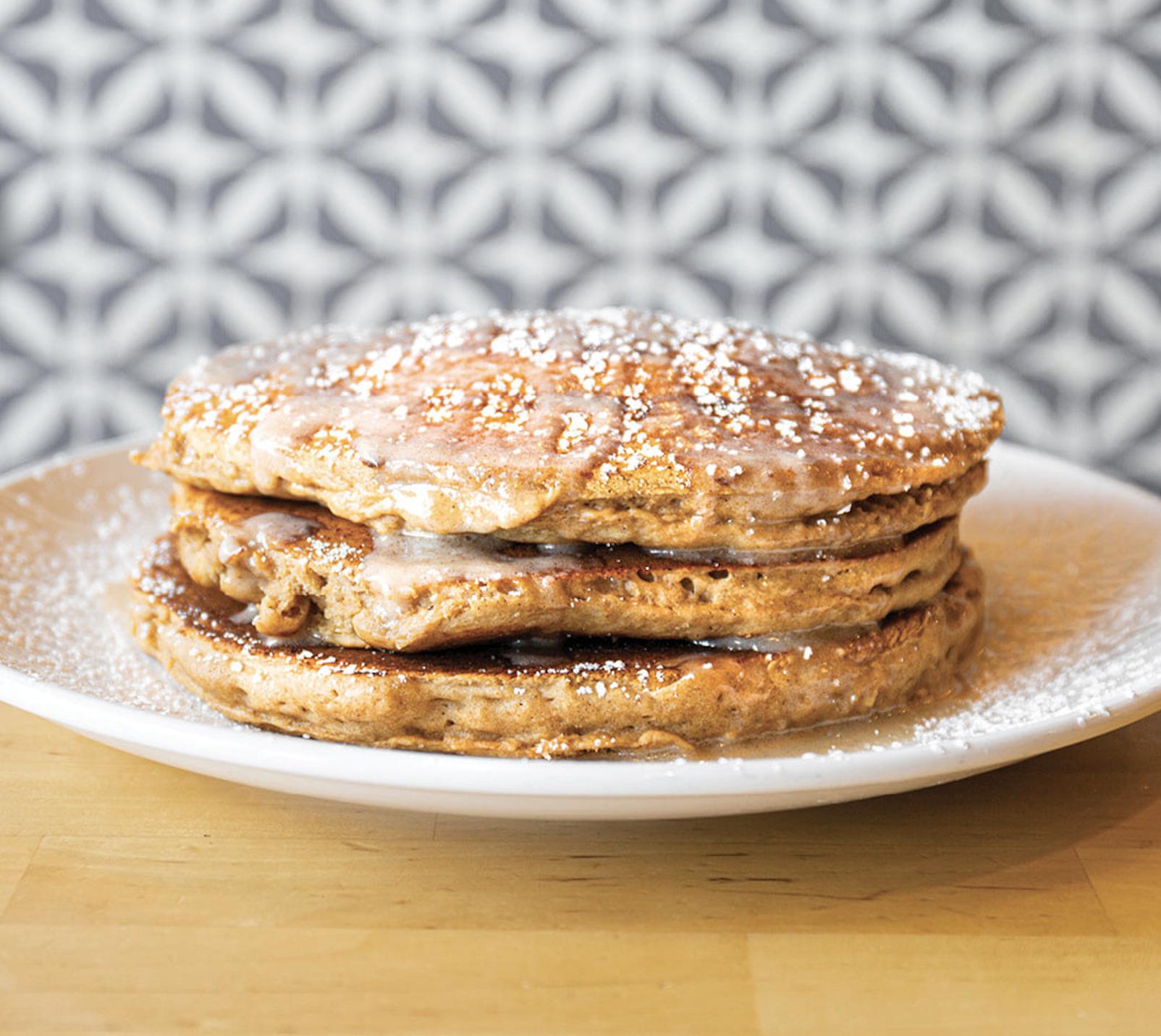 NEW – Autumn Pancakes & More