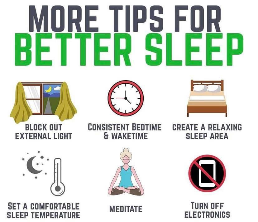 Sleep Tips for a Healthier Life